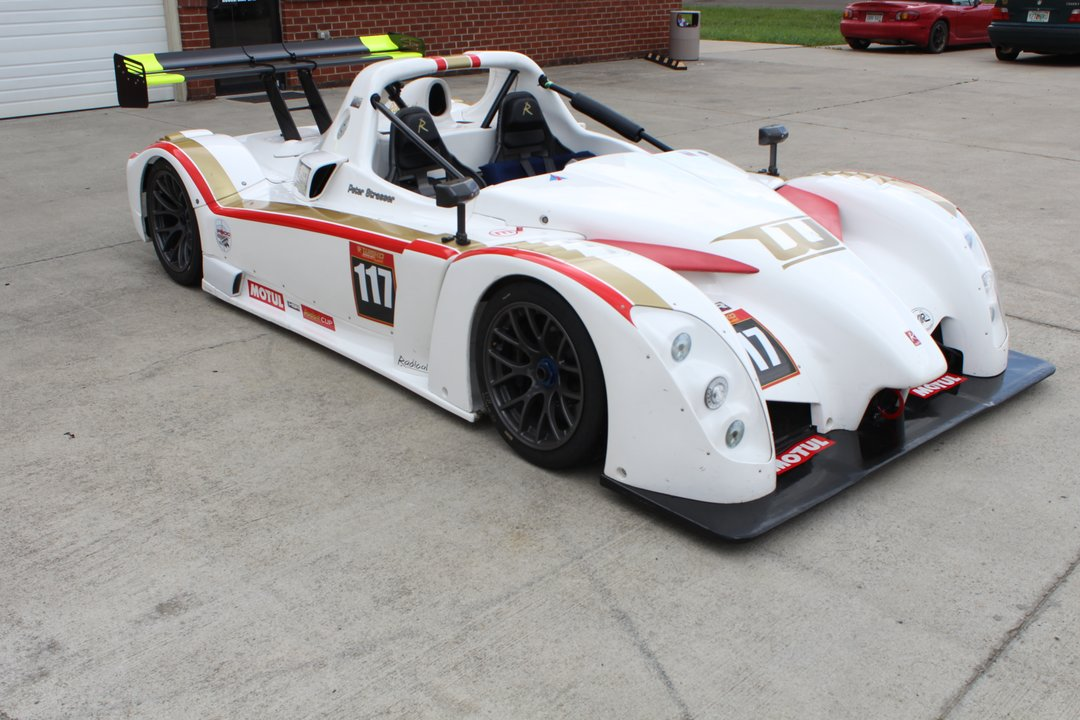 Radical Rxc Spyder Chassis Number 17