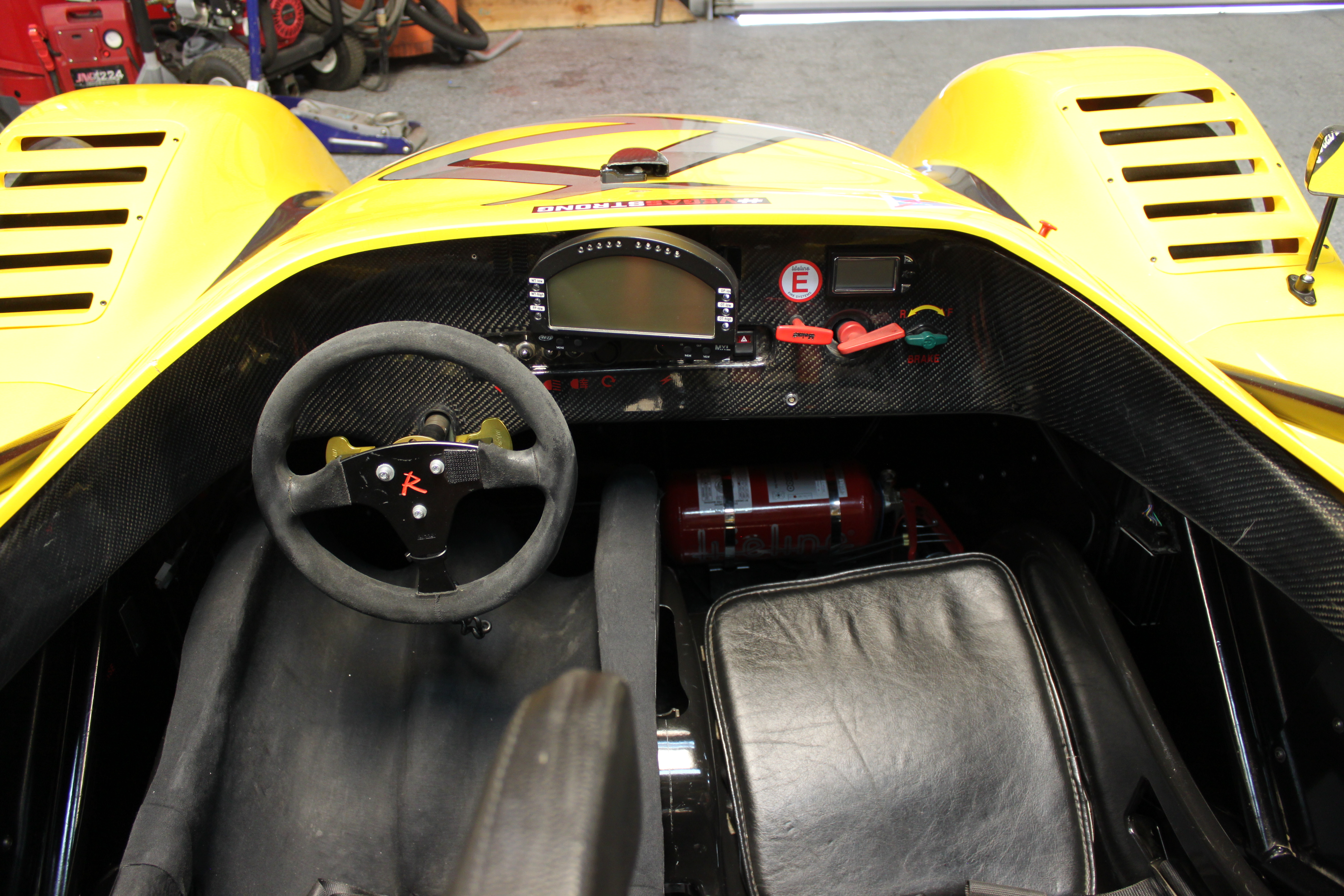 Radical Sr3 Chassis Number 499