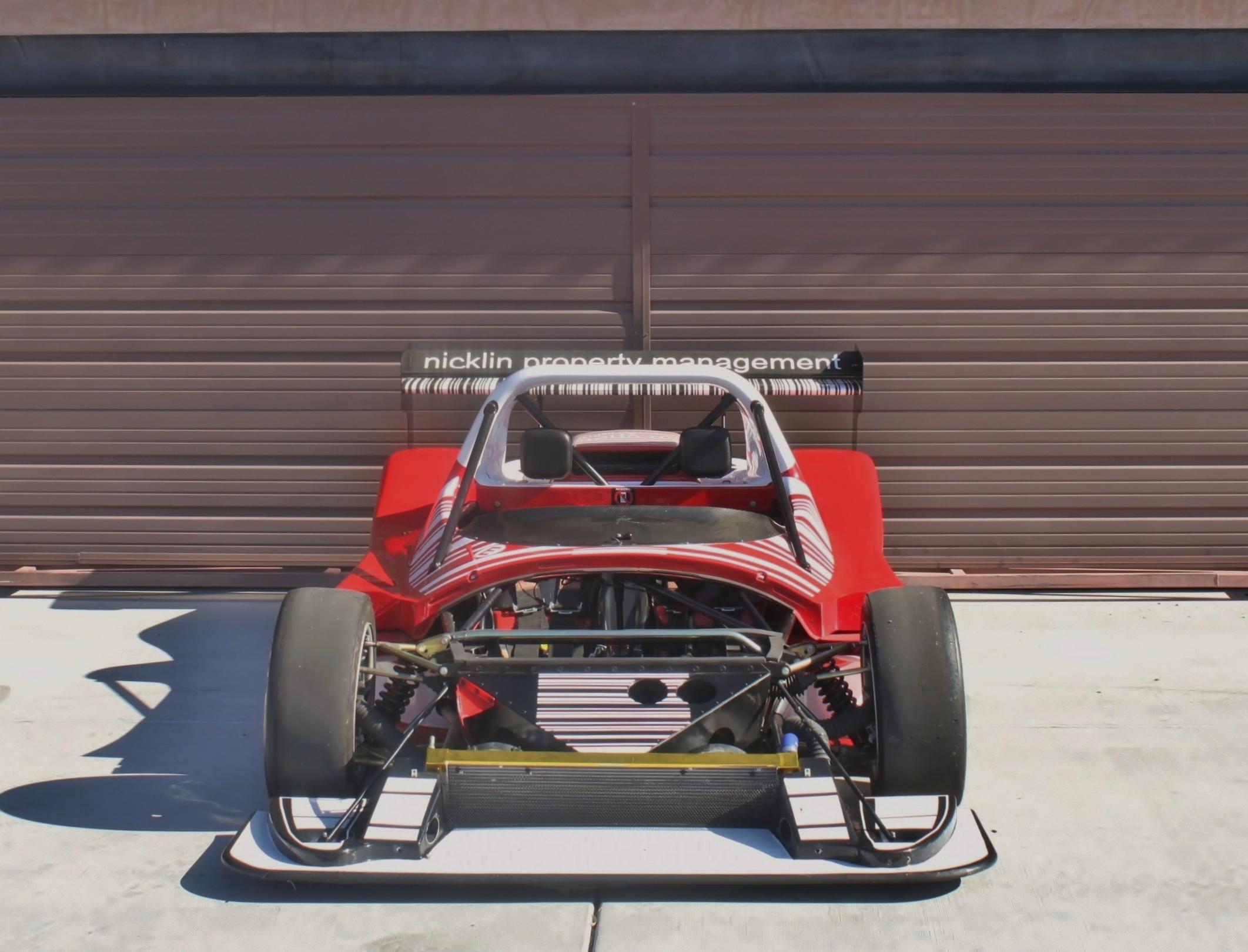 Radical Sr8 Chassis Number 10