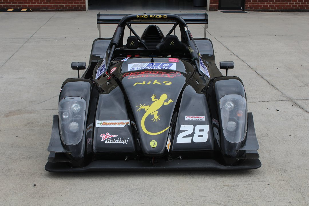 Radical Sr8 Chassis Number 140