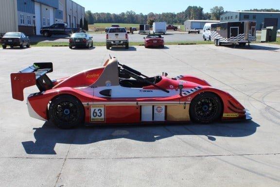 Radical SR8 Chassis Number 207 – Radical Sportscar Registry
