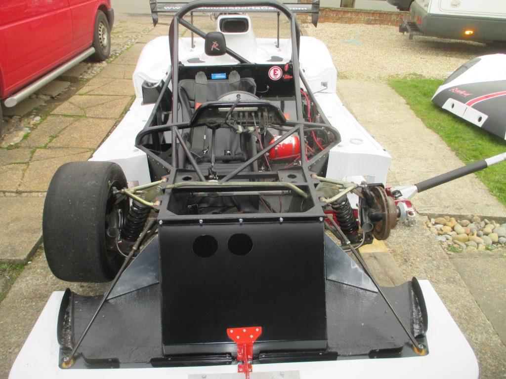 Prosport hayabusa – Radical Sportscar Registry