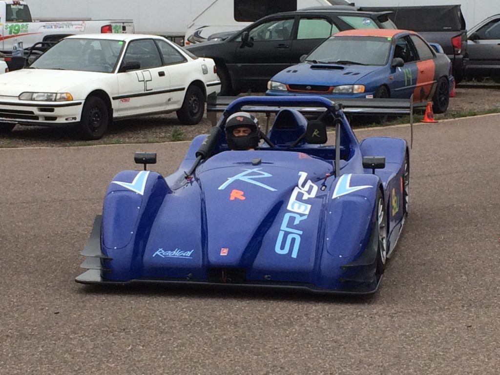 Radical Sr3 RS Chassis 550 – Radical Sportscar Registry