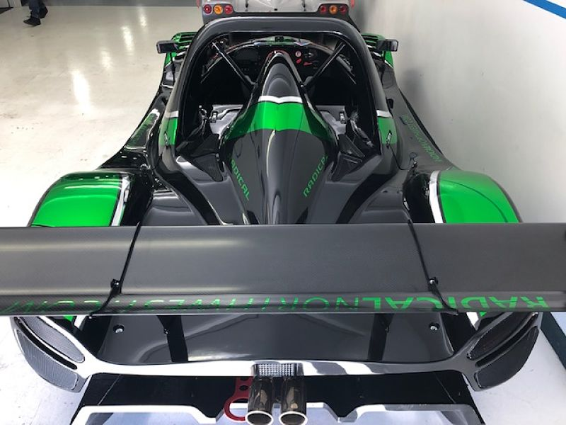 New Radical SR3 RSX 1500 - Radical Masters Cup Spec