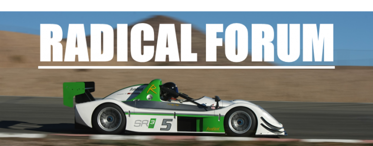 First race of the 2019 North American Radical Cup announced – Race