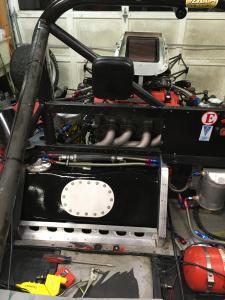 Prosport Fuel Cell Install – Prosport / PR6 / Clubsport